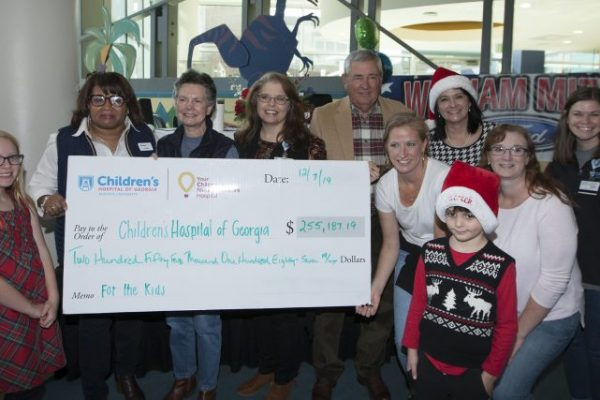 iHeartMedia Augusta's Cares for Kids Radiothon celebrates 20 years with the Children's Hospital of Georgia