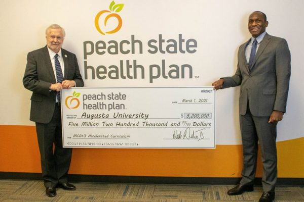 Peach State Health Plan announces partnership with Medical College of Georgia to address rural physician shortage